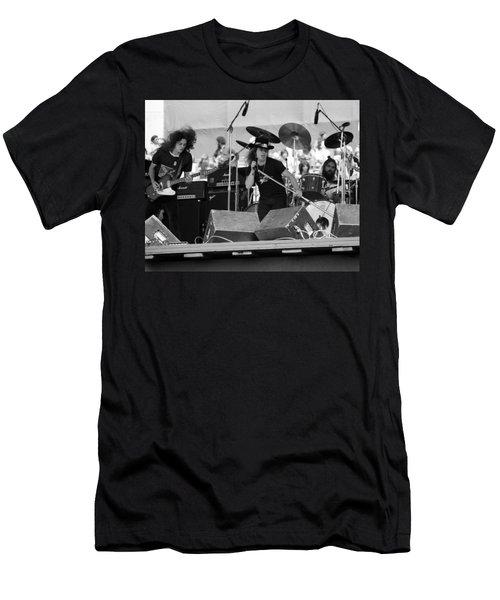 Skynyrd #8 Men's T-Shirt (Athletic Fit)