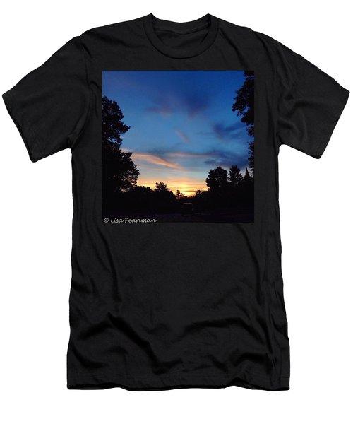 #skyporn #insta_pick_skyart Men's T-Shirt (Athletic Fit)