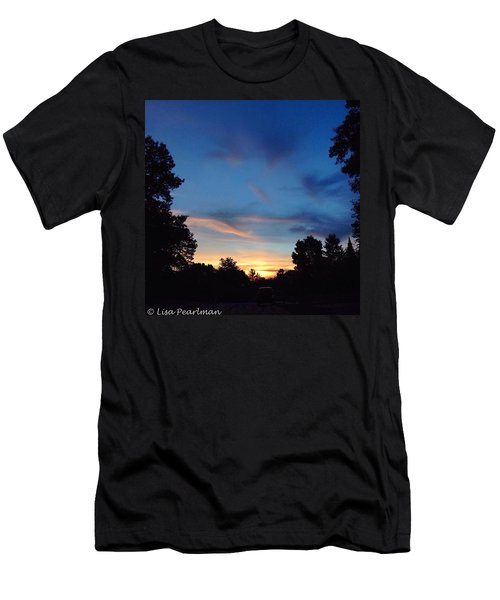 #skyporn #insta_pick_skyart Men's T-Shirt (Athletic Fit)