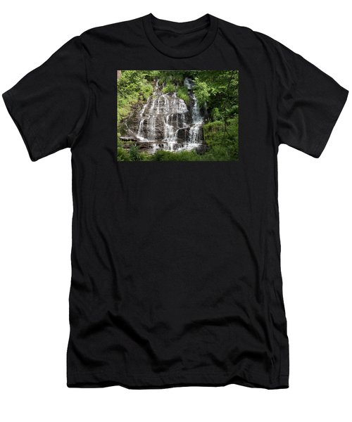 Slatebrook Falls Men's T-Shirt (Athletic Fit)