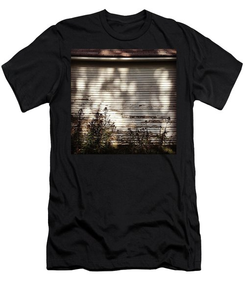 Slats And Shadows Men's T-Shirt (Athletic Fit)