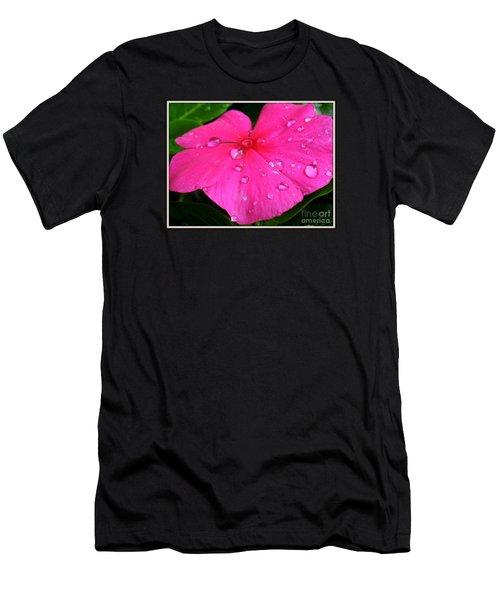 Sliders Men's T-Shirt (Slim Fit) by Patti Whitten