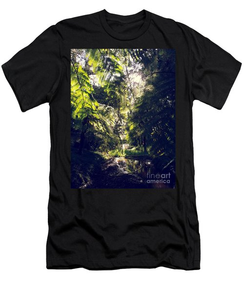 Men's T-Shirt (Slim Fit) featuring the photograph Slight Tremble by Rushan Ruzaick