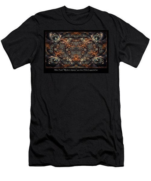 Slipping Men's T-Shirt (Athletic Fit)