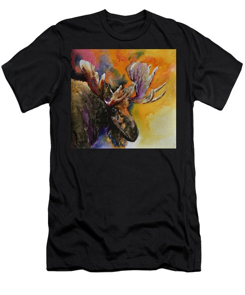Sly Moose Men's T-Shirt (Athletic Fit)