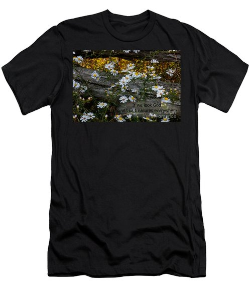 Small Treasures Men's T-Shirt (Athletic Fit)
