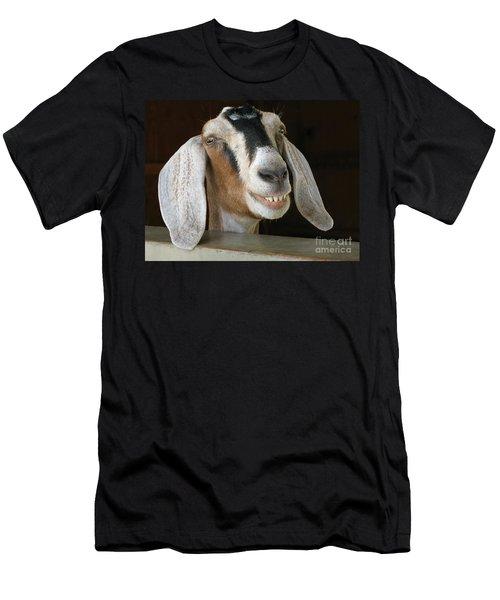 Smile Pretty Men's T-Shirt (Athletic Fit)