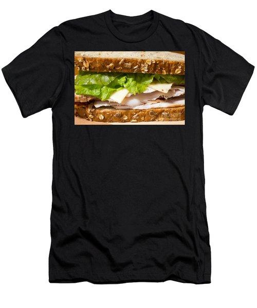 Smoked Turkey Sandwich Men's T-Shirt (Athletic Fit)