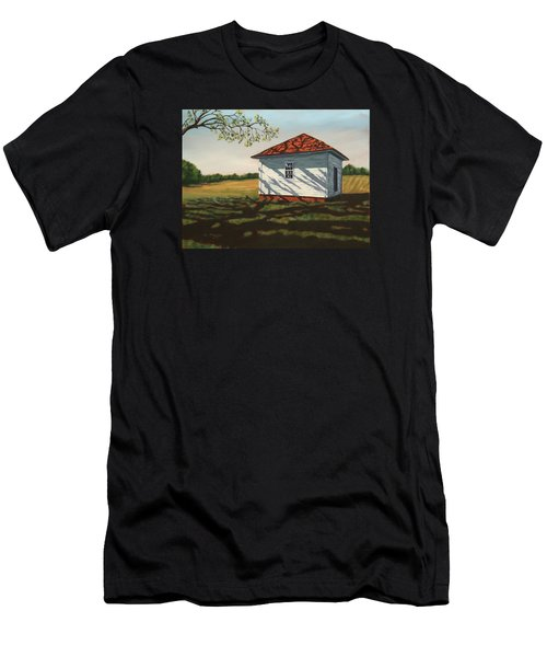 Smokehouse Men's T-Shirt (Athletic Fit)