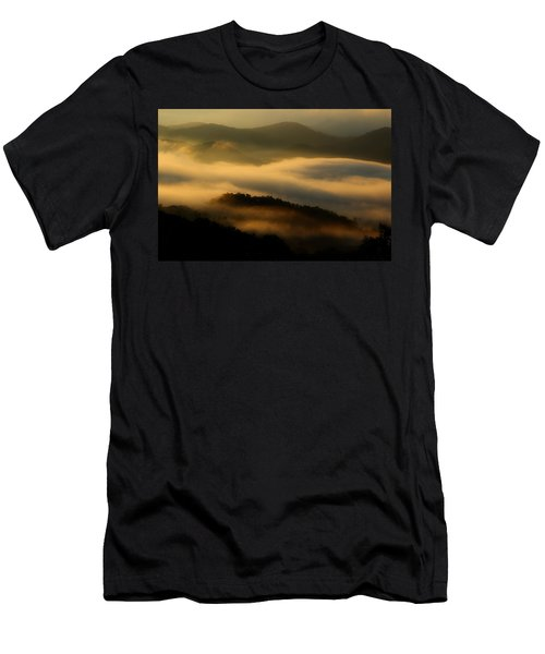 Smoky Mountain Spirits Men's T-Shirt (Athletic Fit)