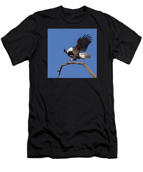 Smooth Landing 6 Men's T-Shirt (Athletic Fit)