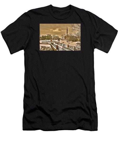 Fayetteville Nc 8 Men's T-Shirt (Athletic Fit)