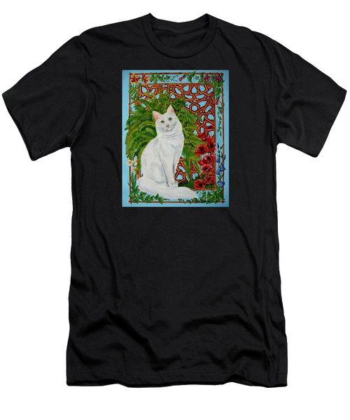 Snowi's Garden Men's T-Shirt (Athletic Fit)