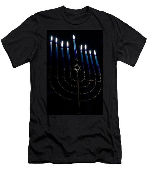 So Let Your Light Shine Men's T-Shirt (Athletic Fit)