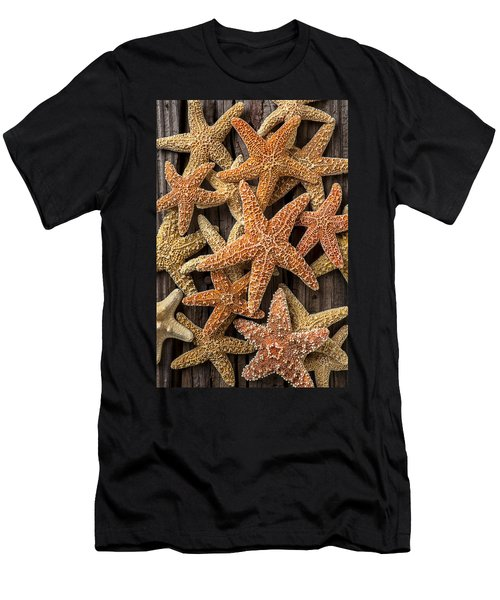 So Many Starfish Men's T-Shirt (Athletic Fit)