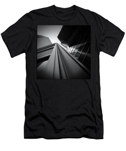 Soaring Planes Men's T-Shirt (Slim Fit) by Mark David Gerson