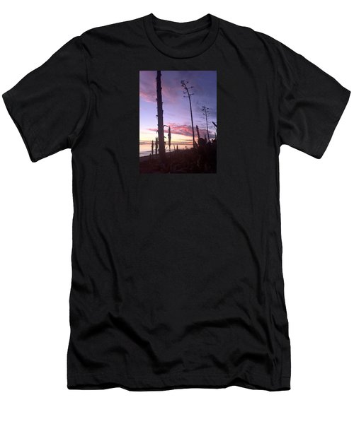 Socal Sunset Men's T-Shirt (Athletic Fit)