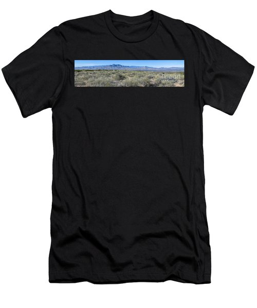 Socorro New Mexico Men's T-Shirt (Athletic Fit)