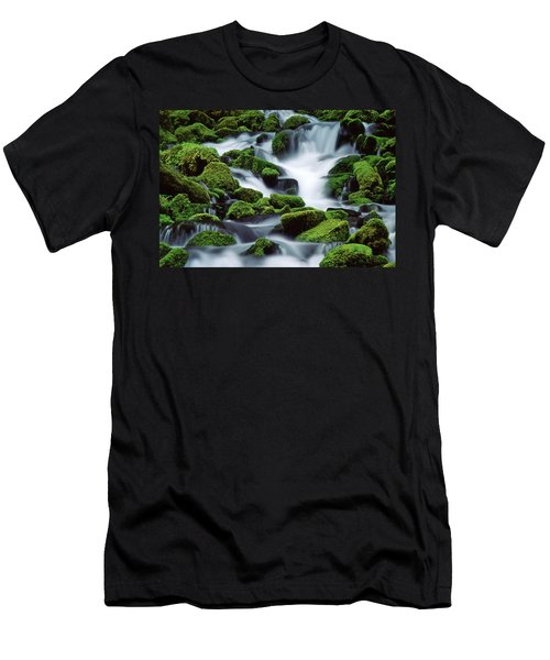 Sol Duc Men's T-Shirt (Athletic Fit)