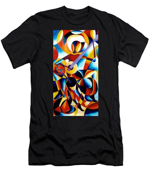 Sole Musician Men's T-Shirt (Athletic Fit)