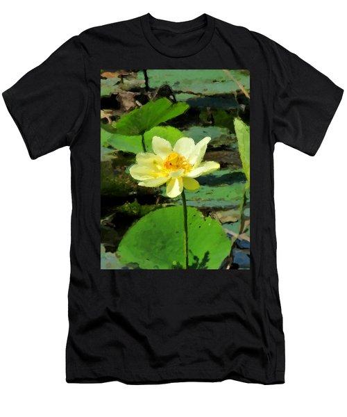 Solitude Men's T-Shirt (Slim Fit) by John Freidenberg