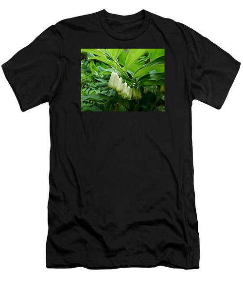 Wild Solomon's Seal Men's T-Shirt (Slim Fit) by William Tanneberger