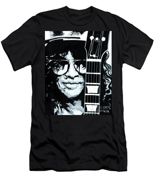 Some Cool Guitar Player- Slash Men's T-Shirt (Athletic Fit)