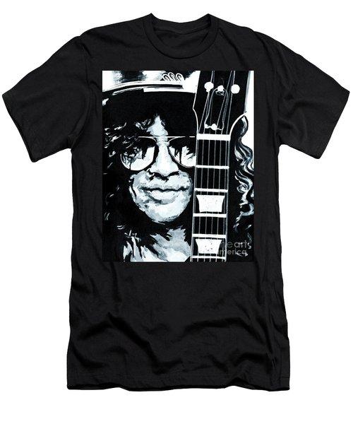 Some Cool Guitar Player- Slash Men's T-Shirt (Athletic Fit)