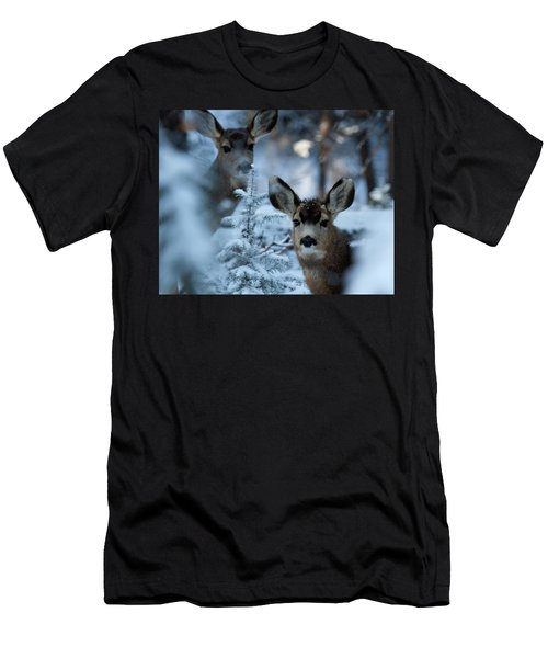 Somebody To Watch Over Me Men's T-Shirt (Athletic Fit)