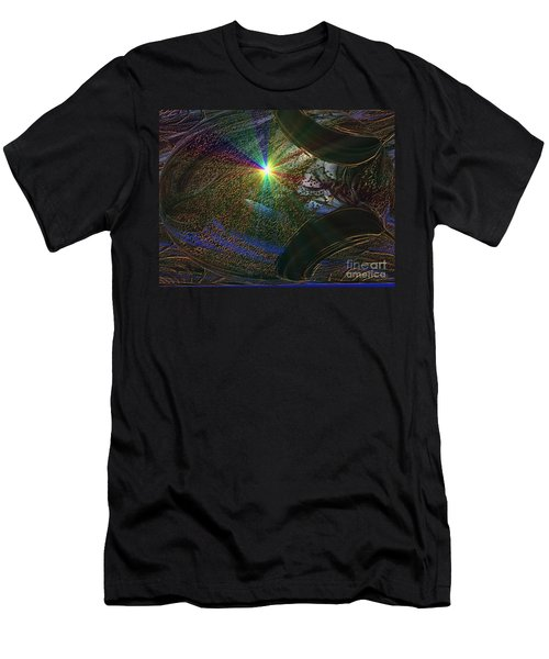 Something Wicked This Way Comes Men's T-Shirt (Slim Fit) by Jacqueline Lloyd