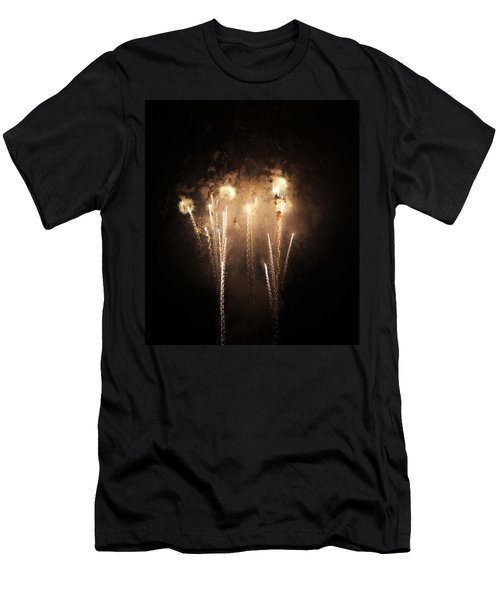 Men's T-Shirt (Slim Fit) featuring the photograph Sonic by Rowana Ray