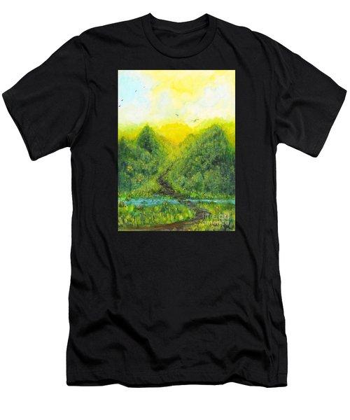 Sonsoshone Men's T-Shirt (Athletic Fit)