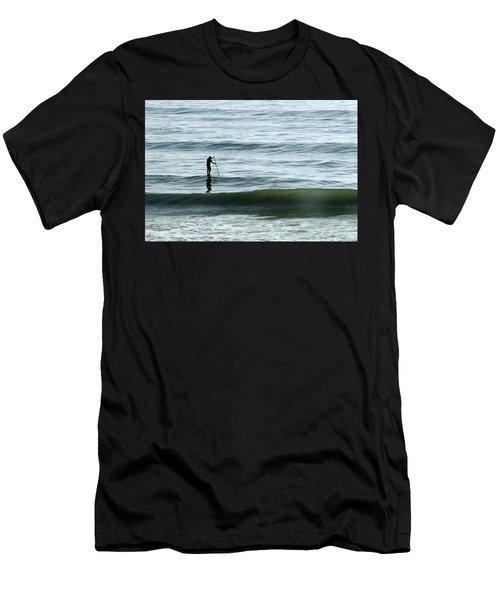 Soul Searcher Men's T-Shirt (Slim Fit) by Shoal Hollingsworth
