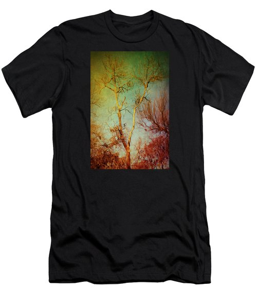 Souls Of Trees Men's T-Shirt (Athletic Fit)