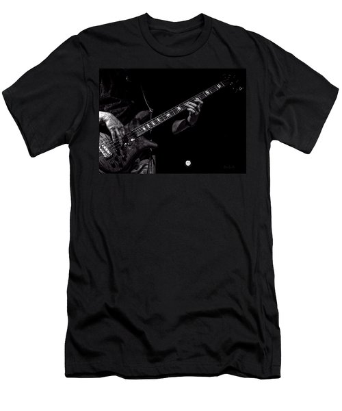 Sounds In The Night Bass Man Men's T-Shirt (Athletic Fit)