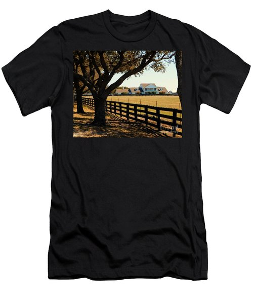 Southfork Ranch - Across The Pasture Men's T-Shirt (Athletic Fit)