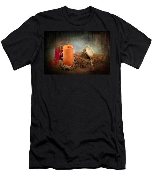 Spa Men's T-Shirt (Athletic Fit)