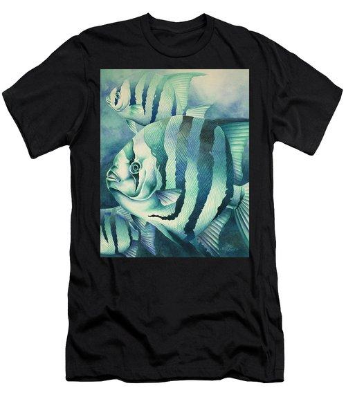 Spadefish Men's T-Shirt (Athletic Fit)