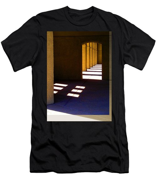 Spanish Arches Light Shadow Men's T-Shirt (Athletic Fit)