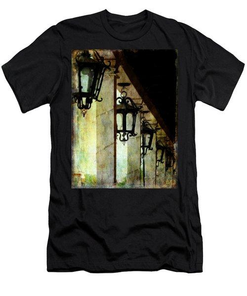 Spanish Lights Men's T-Shirt (Athletic Fit)