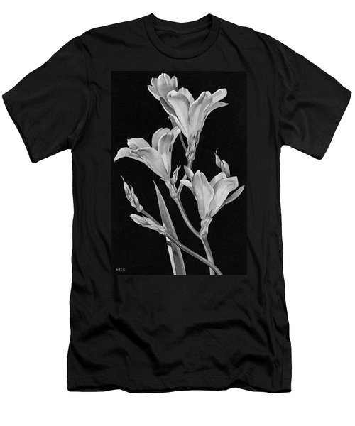 Sparaxis Flowers Men's T-Shirt (Athletic Fit)