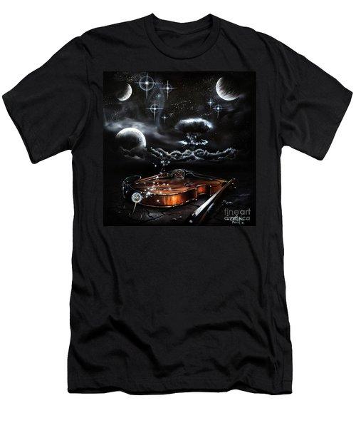 Speak Men's T-Shirt (Athletic Fit)