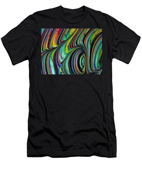 Spectrum Men's T-Shirt (Athletic Fit)