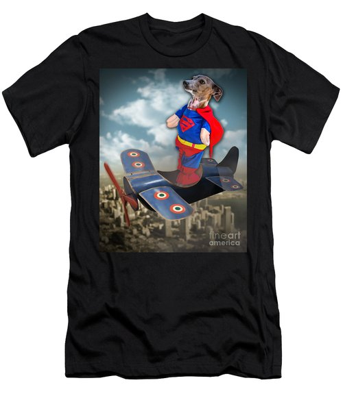 Speedolini Flying High Men's T-Shirt (Athletic Fit)