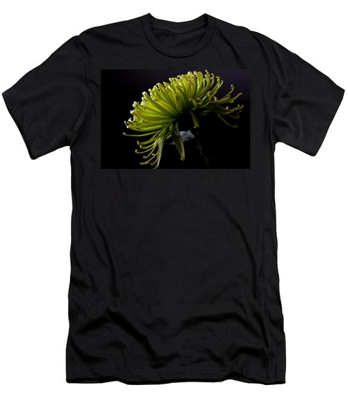 Men's T-Shirt (Slim Fit) featuring the photograph Spike by Sennie Pierson