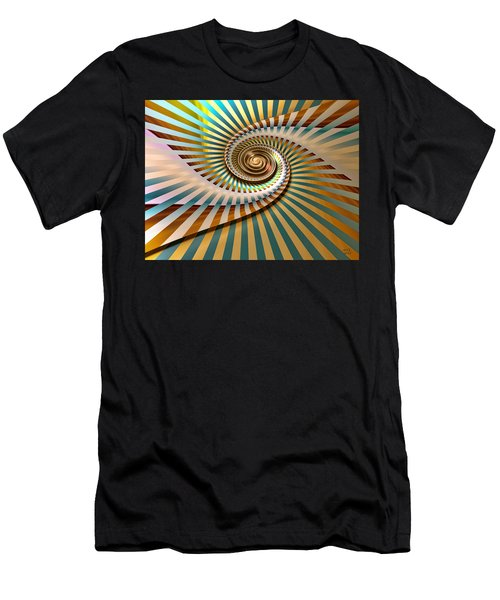 Spin Men's T-Shirt (Athletic Fit)