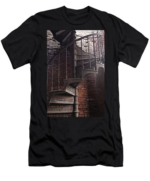 Spiral Staircase Depot Men's T-Shirt (Athletic Fit)