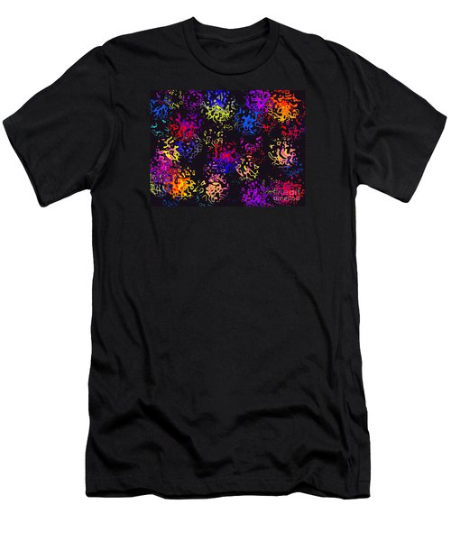 Men's T-Shirt (Slim Fit) featuring the photograph Spirit Catchers by Mark Blauhoefer