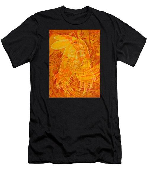 Spirit Fire Men's T-Shirt (Athletic Fit)
