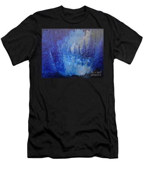 Spirit Pond Men's T-Shirt (Athletic Fit)